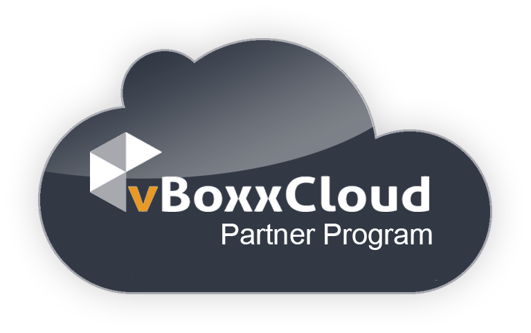 Join the vBoxxCloud partner program and help your customers share files in a secure environment