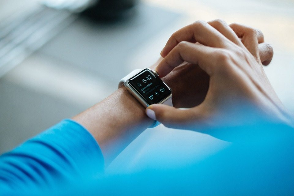 Increasing popularity of wearables in the corporate world
