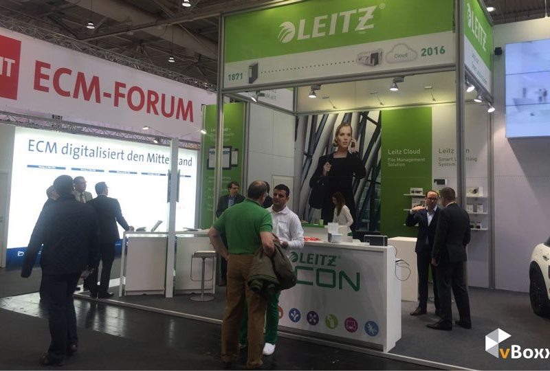 Introducing Leitz Cloud by vBoxx at CeBIT - vBoxxCloud Blog