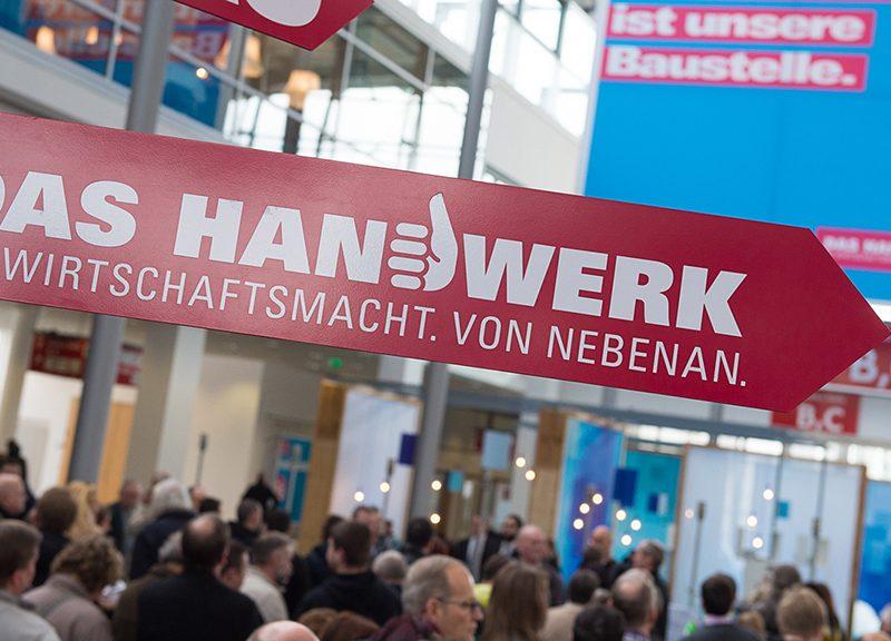Internationale Handwerksmesse | © IHM