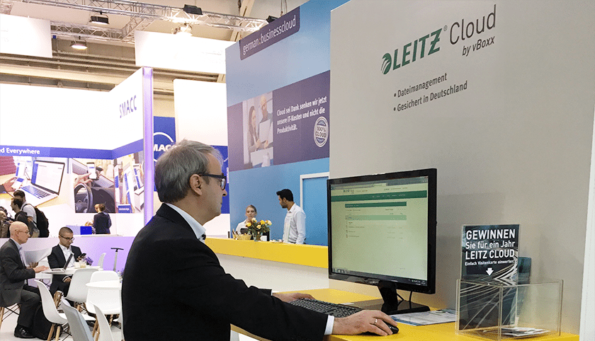 Leitz Cloud by vBoxx introduces new features at CeBIT