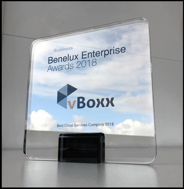 Best Cloud Service Company 2018
