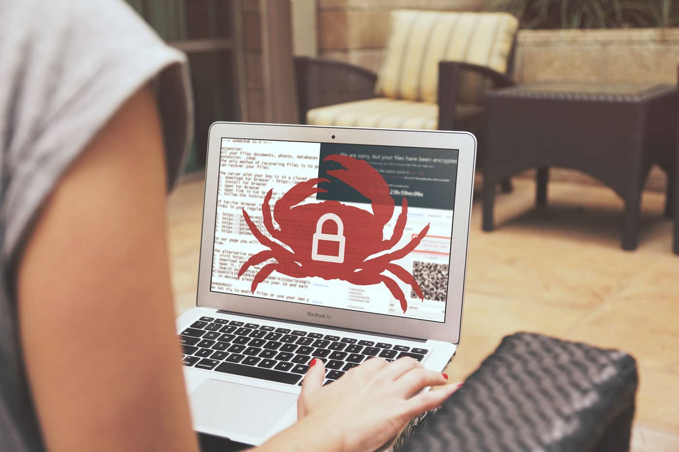 Gandcrab ransomware? Don't lose access to your files!